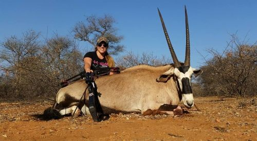 Hunting South Africa