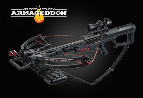 Velocity Archery Armageddon Crossbow Review