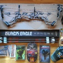 Big Thank You to True Friends Outdoors, Athens Archery, Black Eagle Arrows, HHA Sports, Portage County Outdoors, U-Slide, Red Arrow Archery Supplies, Trophy Taker, 4 Rivers 3D Archery, Scott Archery and Croxton Outdoors for this Awesome Bow Package Giveaway. I was lucky enough to have my name drawn for this Giveaway. Everything is here now and I can't wait to get it all put together and start shooting. Thanks again to everyone who put this together. As an added bonus, I was not expecting they offered me a Pro-Staff Position this week.