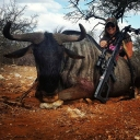 Steph Blue Wildebeest