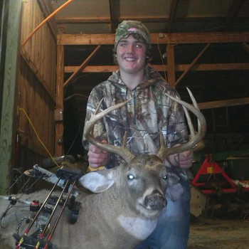 Congrats Jacob on your Ohio Trophy!
