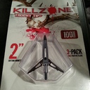 Picked up my broadheads of choice for this year. NAP Killzones.
