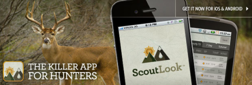 ScoutLook Hunting Weather Apps