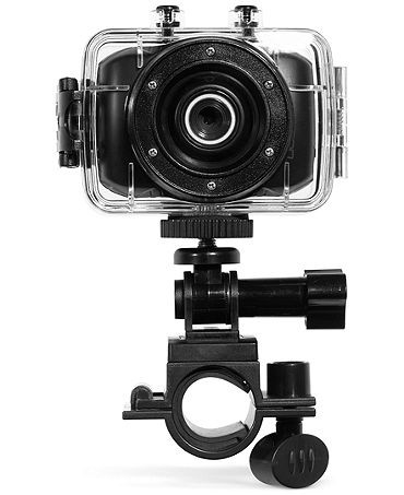 The Sharper Image HD Action Cam
