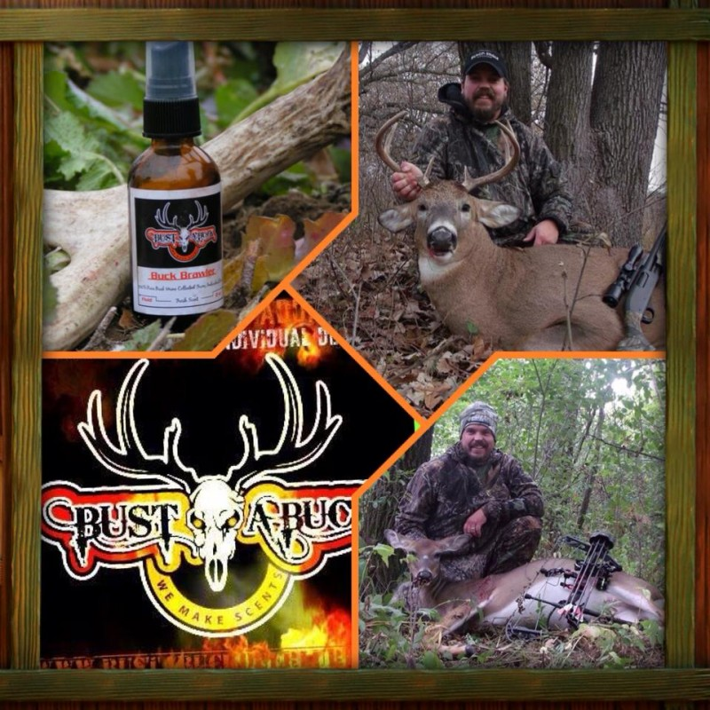 MY 2013 MN deer season was a success! Got in the tree 7 times and made it happen!
